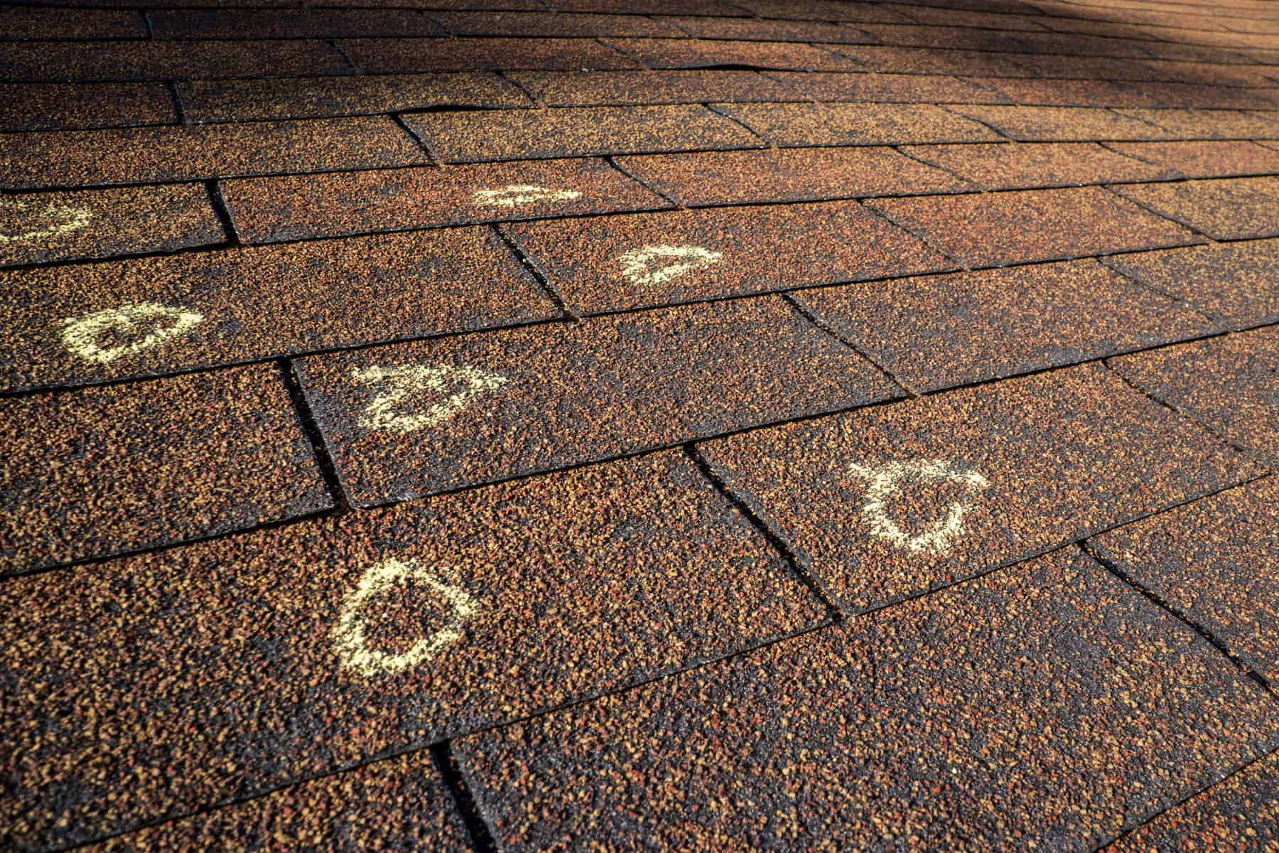 replacing roof shingles